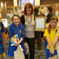 RSSA 2016_Maree Bailey with students