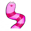 Planet A worm