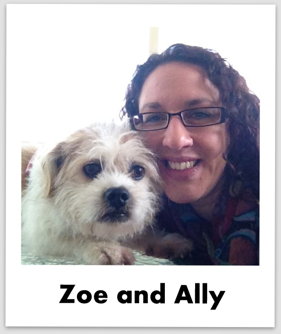 Zoe and Ally