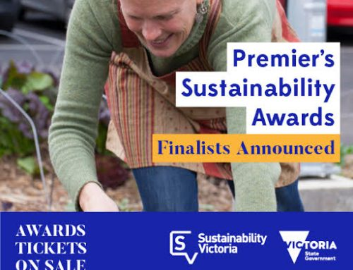 CERES Premier's Sustainability Awards Finalist