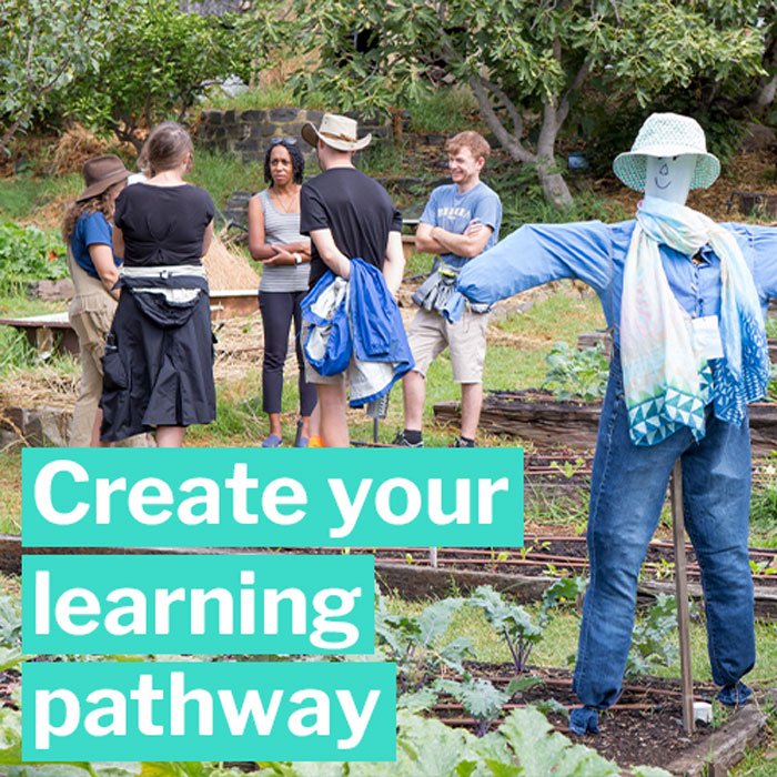 Create your learning pathway at CERES